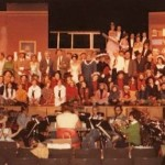 1978 My Fair Lady for North Star Players - dress tech