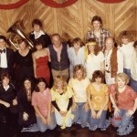 1980 Pizazz performed for Imogene Coca