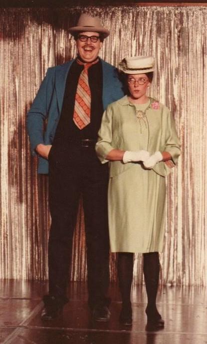 1984 Taking Care of Business 3 Linda Thomas, Tim Hartman