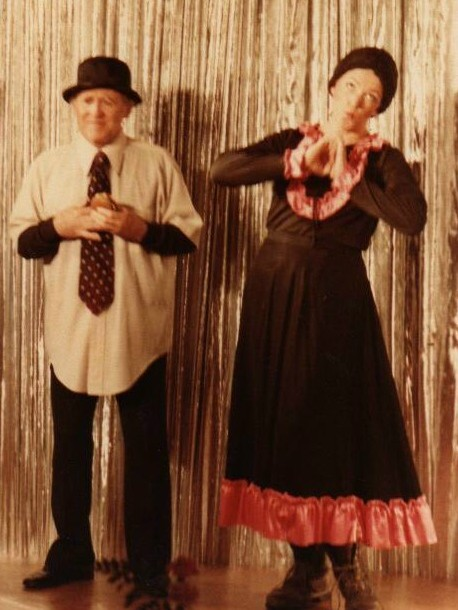 1985 Down the Tube Popeye