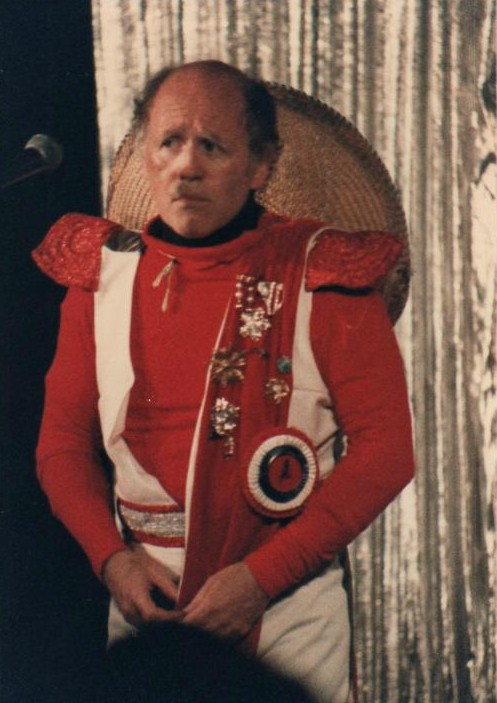 1985 Whoops John Roell as Jose Jimenez