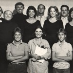 1985 Whoops cast and musicians