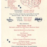 1987 Cruisin' USA flyer