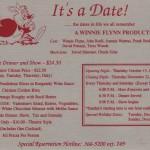 1988 It's a Date '88 flyer