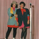 1989 Big Apple Revue Homage to Kathy and Mo