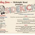 1990 Sidekicks 1 flyer
