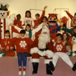 1990 The Santa Parade First Kaufmann's Show Pittsburgh and Greensburg