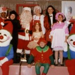 1991 The Night Before Christmas Kaufmann's