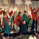 1992 The Many Faces of Christmas Kaufmann's