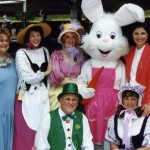 1993 Breakfast with the Easter Bunny Westmoreland Mall