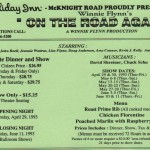 1993 On the Road Again 1 flyer