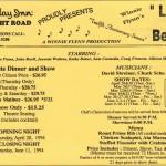 1994 1 Life's a Beach flyer