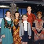 1994 Christmas Around the World cast