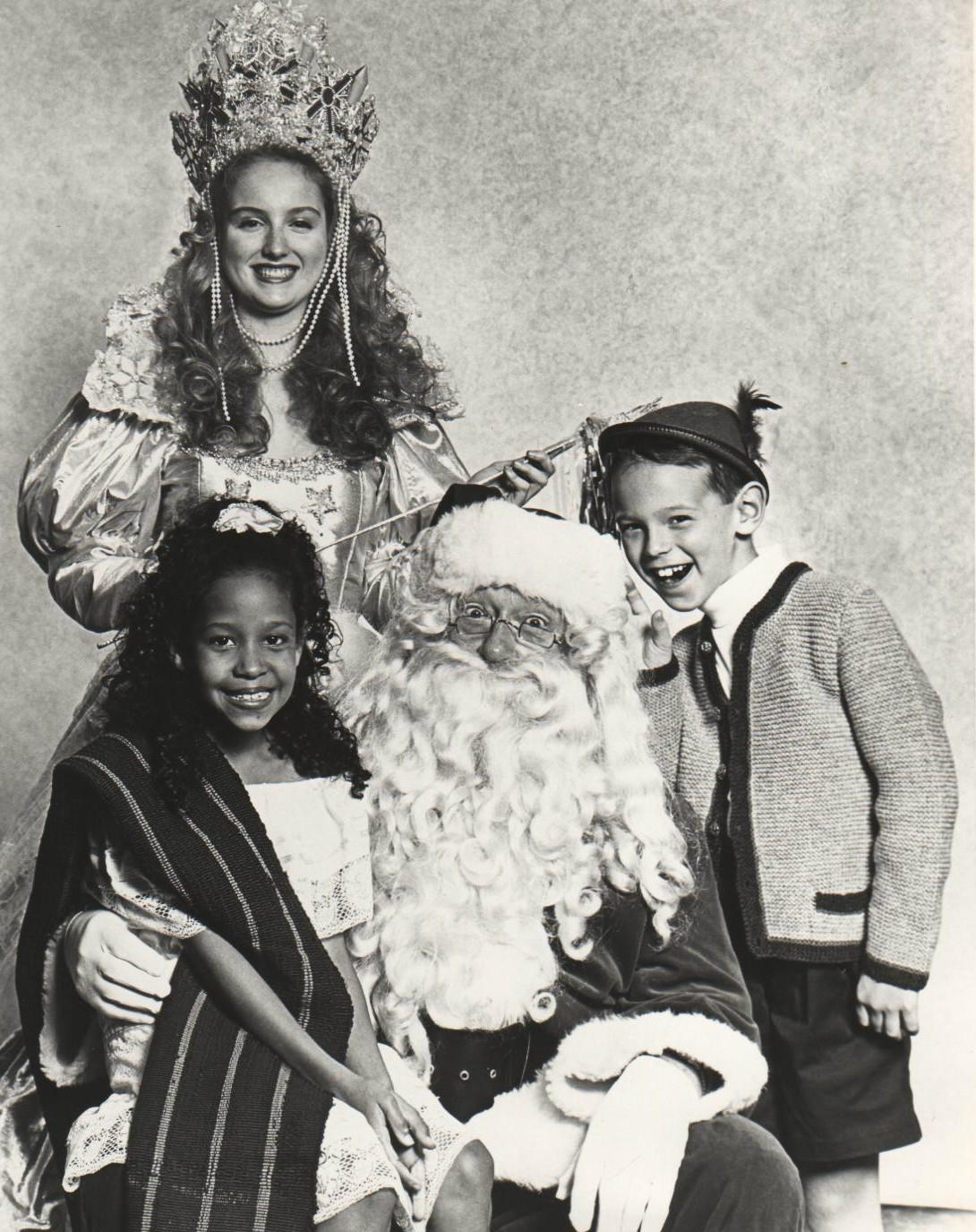 1994 Christmas Around the World with the Snow Princess
