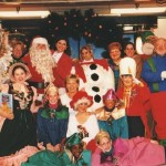 1996 Searching for Santa at Kaufmann's