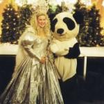 2001 Snow Princess and panda Kaufmann's