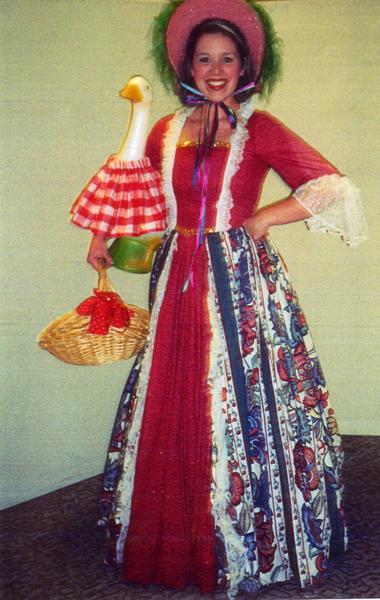 2003 A Mother Goose Christmas Kaufmann's