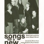 2003 Songs for a New World Brecksville Theater on the Square
