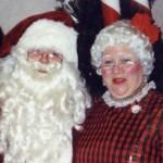2005 Santa and Mrs. Claus